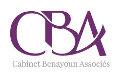 Logo CBA - Cabinet Benayoun Associés
