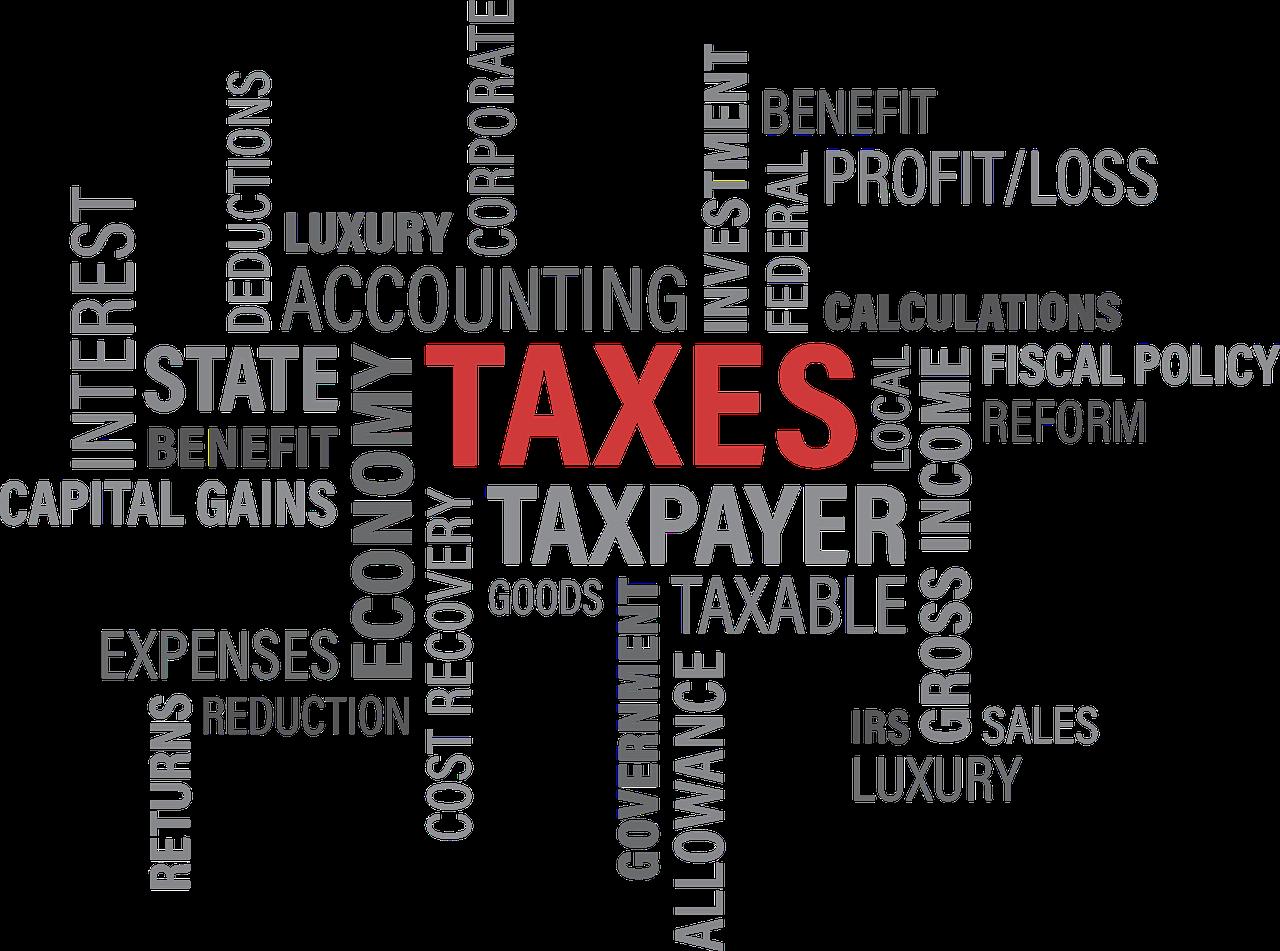 Imposition Des Bénéfices Consultation Publique Sur 4 Réformes De
